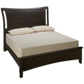 Commentary Queen Wing Bed