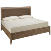 Corliss Landing King Upholstered Platform Bed with Storage