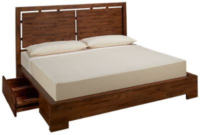 Platform Storage Bed Jordan S Furniture
