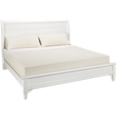 King Low Profile Sleigh Bed