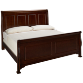French Market King Sleigh Bed