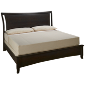 Commentary King Wing Bed
