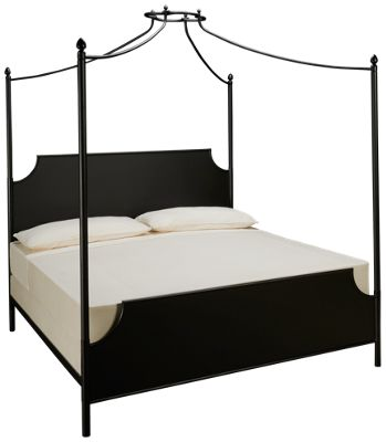 Magnolia Home-Magnolia Home-Magnolia Home King Iron Canopy Bed - Jordanu0027s Furniture  sc 1 st  Jordanu0027s Furniture & Magnolia Home-Magnolia Home-Magnolia Home King Iron Canopy Bed ...