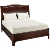 Low Profile Queen Sleigh Bed