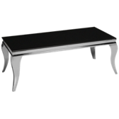 Tuxedo Rectangle Cocktail Table
