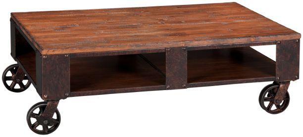 magnussen-pinebrook-magnussen pinebrook cocktail table - jordan's