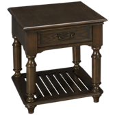Belmeade Rectangular End Table
