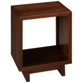 Walnut Heights End Table