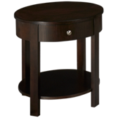 Parker Round End Table