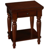 Cambridge Rectangle End Table