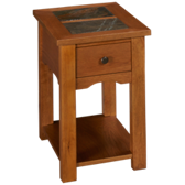 Glendorn Chairside Table