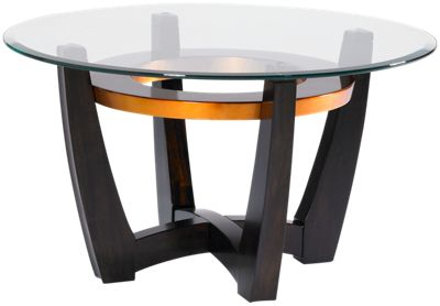 Bassett Mirror Elation Bassett Mirror Elation Glass Top Round Cocktail Table Jordan 39 S Furniture