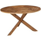 Table with Lazy Susan