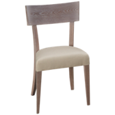 South End Upholstered Side Chair