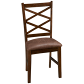 Savannah Diamond Back Chair