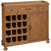 Great Rooms Small Wine Cabinet