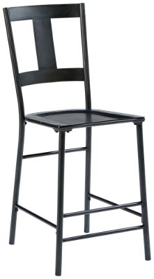 Roll Over To Zoom  sc 1 st  Jordanu0027s Furniture & Magnolia Home-Magnolia Home-Magnolia Home T-Back Metal Bar Stool ... islam-shia.org