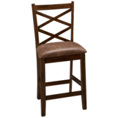 Savannah Diamond Counter Stool