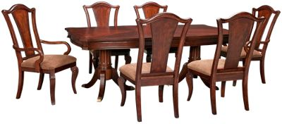 Legacy Classic American Traditions Legacy Classic American Traditions 7  Piece Dining Set   Jordanu0027s Furniture