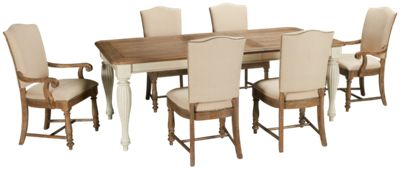 Riverside Coventry Riverside Coventry 7 Piece Dining Set   Jordanu0027s  Furniture Part 88