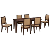 Geneva Hills 7 Piece Dining Set