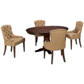 Geneva Hills 5 Piece Dining Set