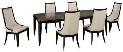 Legacy Classic Symphony Legacy Classic Symphony 7 Piece Dining Set    Jordanu0027s Furniture