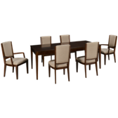 Elise 7 Piece Dining Set