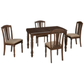 Candlewood 5 Piece Dining Set