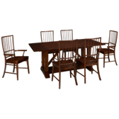 Carolina Preserves 7 Piece Dining Set