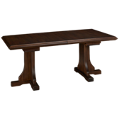Savannah Rectangle Adjustable Height Dining Table