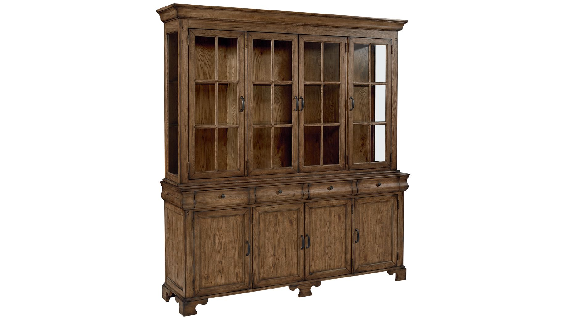 Magnolia Home Showcase Buffet and Hutch. Magnolia Home Magnolia Home Magnolia Home Showcase Buffet and