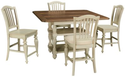 High Quality Riverside Coventry Riverside Coventry 5 Piece Dining Set   Jordanu0027s  Furniture