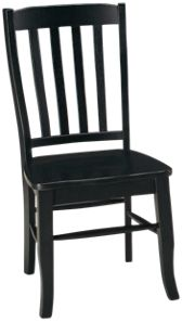 Rake Side Chair