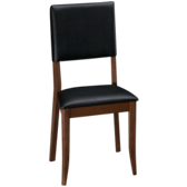 Denmark Cushioned Side Chair