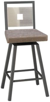 "26"" Jackson Swivel Stool"