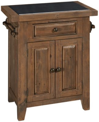 Jofran Slater Mill Kitchen Island
