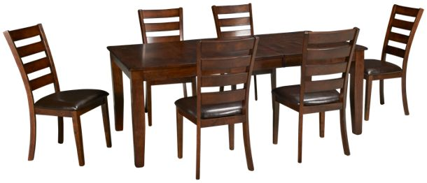 Intercon Kona 7 Piece Dining Set