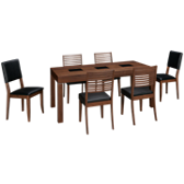 Denmark 6 Piece Dining Set