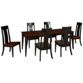 7 Piece Canadel Dining Set