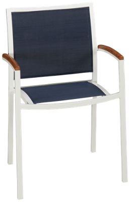 lloyd flanders lux sling dining chair product image - Lloyd Flanders