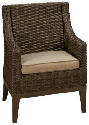 Gathercraft Calistoga Gathercraft Calistoga Arm Chair With Cushion Jordan