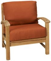 Bromo Arm Chair with Cushion