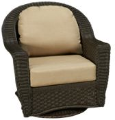 Swivel Glider with Cushion