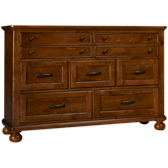 Bryce Canyon 7 Drawer Dresser
