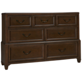 Kenwood 7 Drawer Dresser
