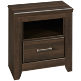 Juararo 1 Drawer Nightstand