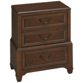 Kenwood 2 Drawer Nightstand