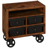 Braxton Storage Nightstand
