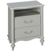 Bellamy 2 Drawer Nightstand